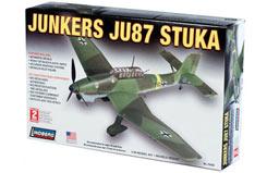 Lindberg 1/48 Junkers JU87 Stuka - ln70508