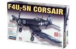 Lindberg 1/48 Corsair F4U Kit - ln70511