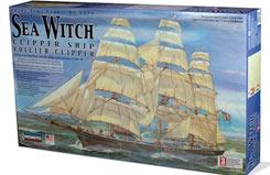 Lindberg 1/96 Sea Witch Clipper Shi - ln70812