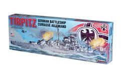 Lindberg 1/350 Tirpitz Battleship - ln70827