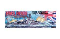 Lindberg 1/400 HMS Hood Battleship - ln70828