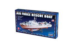 Lindberg 1/72 Air Force Rescue Boat - ln70888