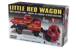 1/25 Little Red Wagon Drag Racing - ln72170