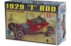 Lindberg 1/25 1929 Ford T Custom Ro - ln72179