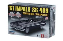 Lindberg 1/25 61 Impala Convertible - ln72182