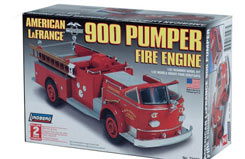 Lindberg 1/32 La France Fire Truck - ln72197