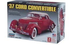Lindberg 1/25 '37 Cord Convertible - ln72323