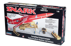 1/48 Snark Intercontinental Guided - ln91001