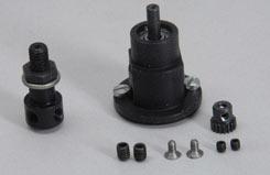 Kavan Titanium Gearbox 400 1.8:1 - m-fk398
