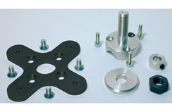 Model Motors Radial Mount Set 41Xx - m-mmrms41