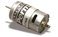 Multiplex Permax 480 7.2V Motor - m-mul332689