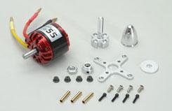 Quantum II 55 Brushless Motor - m-q2-55