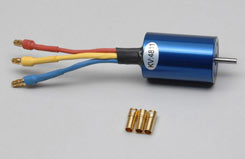 4811Kv Brushless Motor - Rage Bl - m-xtm3885