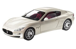 M.M. 1/18 Maserati Gran Turismo - md50041