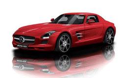M.M. 1/18 Mercedes-Benz SLS AMG - md50106