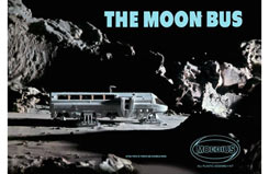 Moebius 1/55 Prefinished Moon Bus - mmk22001-1