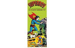 Moebius 1/8 Superboy Diorama - mmk478
