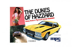 MPC 1/25 Daisy Duke's Plymouth Kit - mpc708