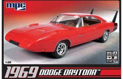MPC 1/25 1969 Dodge Daytona Kit - mpc709