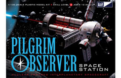 MPC Pilgrim Observer Space Station - mpc713