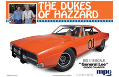 MPC 1/16 Dukes General Lee Charger - mpc752