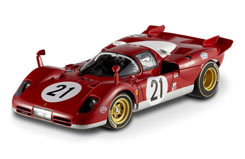 1/18 Ferrari 512S 1970 Sebring12 Hr - n2046