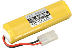 12V 800mah NiMH (Turbo Hawk) - o-10n800nm