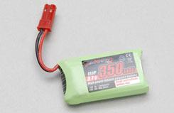 Li-Po Battery 3.7V 350Mah - o-ax-00350-105