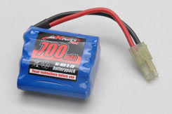 Ni-MH Battery 8.4V 700mAh - o-ax-00351-100