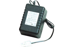 Mains Charger - 12V Lead Acid - o-bfb205