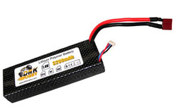 LiPo Battery (7.4V, 20C, 3200mAh) - o-dhkh103