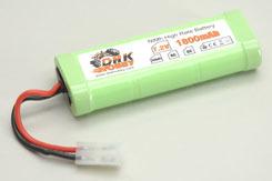 DHK 7.2V SC 1800mAh NiMh Battery - o-dhkh113
