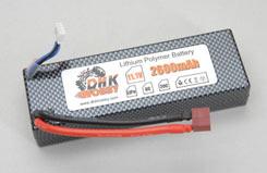Li-Po Battery (11.1V, 20C, 2600Mah) - o-dhkp117