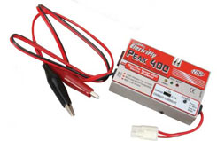 Great Planes Peak 400 1-10C Charger - o-gpmm3001