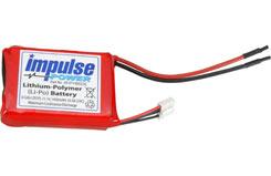 Impulse 3S1P 1450Mah 23C Li-Po - o-im3s1p145023c