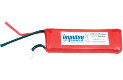 Impulse 3S1P 3200 Mah 20C Li-Po - o-im3s1p320020c
