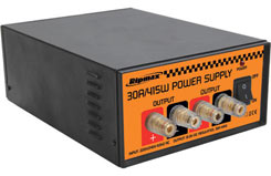 Power Supply 13.8V 30A 415W Twin O/ - o-ip2003