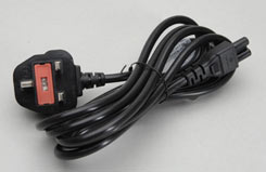 Mains C5 Lead - UK - o-ipml-5000