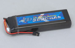 Intellect 2S 3800Mah 20C Rx Li-Fe - o-it2s1p380020rf