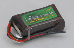 Intellect 3S 850Mah 20C Li-Po - o-it3s1p085020a