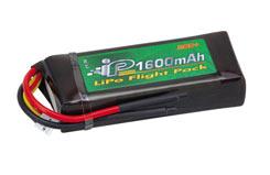 Intellect 3S 1600Mah 20C Li-Po - o-it3s1p160020a