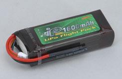 Intellect 3S 1600Mah 25C Li-Po - o-it3s1p160025a