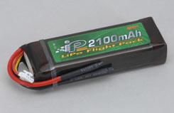 Intellect 3S 2100Mah 20C Li-Po - o-it3s1p210020a