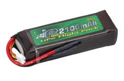 Intellect 3S 2100Mah 25C Li-Po - o-it3s1p210025a