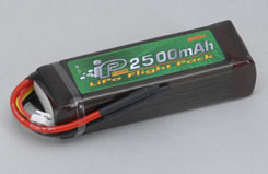 Intellect 3S 2500Mah 20C Li-Po - o-it3s1p250020a