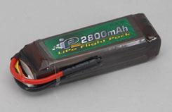 Intellect 3S 2800Mah 25C Li-Po - o-it3s1p280025a