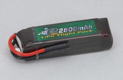 Intellect 3S 2800Mah 30C Li-Po - o-it3s1p280030a