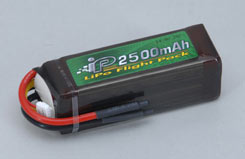 Intellect 4S 2500Mah 25C Li-Po - o-it4s1p250025a