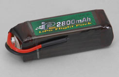 Intellect 4S 2800Mah 25C Li-Po - o-it4s1p280025a