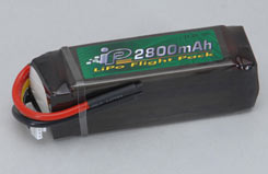 Intellect 4S 2800Mah 30C Li-Po - o-it4s1p280030a